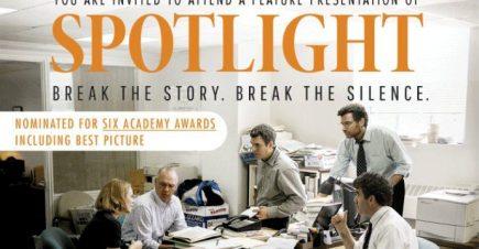 Spotlight Filmi İncelemesi