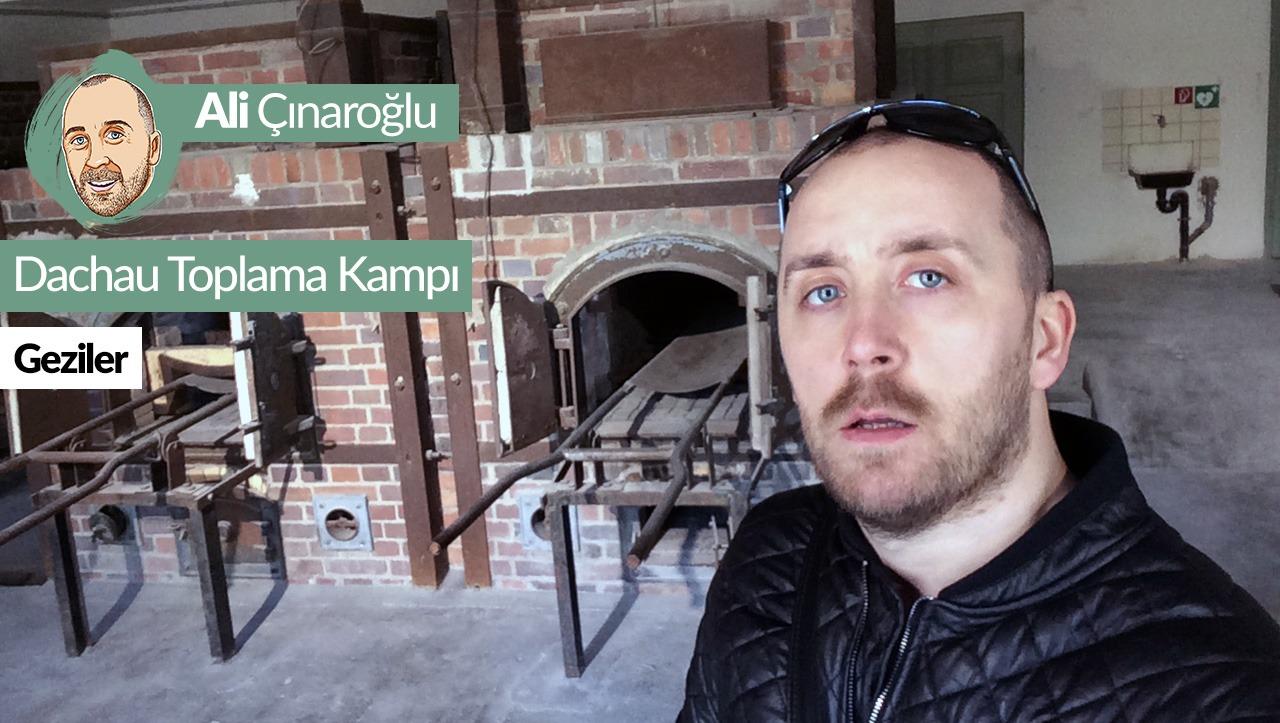 Almanya Dachau Toplama Kampı Gezisi