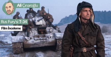 Rus Fury'si T-34 Film İncelemesi